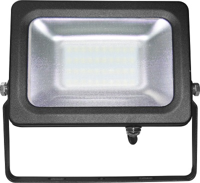 LEDKO/00018 LED reflektor Venus 20W 1700lm IP65 PB černá