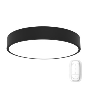 Immax NEO RONDATE Smart stropní svítidlo 80cm 65W černé Zigbee 3.0