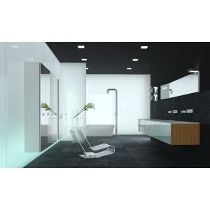 Immax LED PRACTICO stropní podhledové světlo 18cm 24W - čtverec