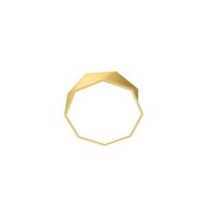 Immax NEO DIAMANTE Smart stropní svítidlo 40cm W zlaté Zigbee 3.0