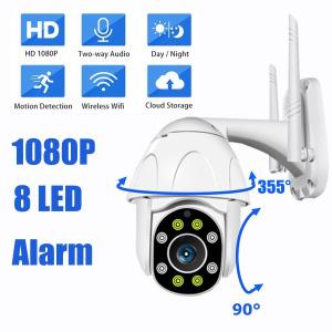 Immax NEO LITE Smart Security Venkovní kamera 360°, RJ45, P/T, HD 2MP 1080p outdoor WiFi