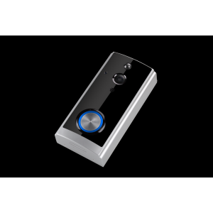 Immax NEO LITE Smart Video zvonek, WiFi, stříbrný