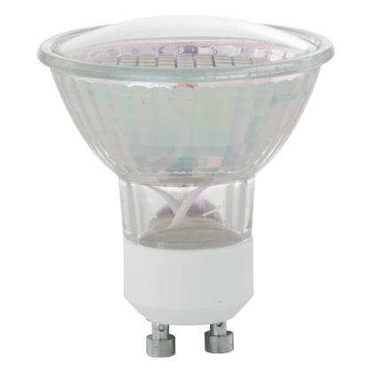 Zdroj-GU10-SMD LED 3W 3000K 2ks-sada 11427 - Eglo