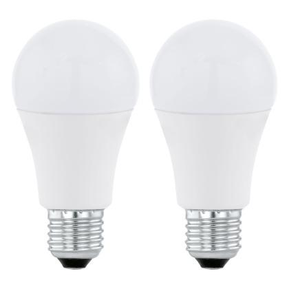 Zdroj-E27-LED A60 806lm 3000K 2ks 11483 - Eglo
