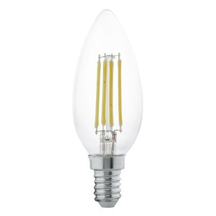 Zdroj-E14-LED svíčka 4W 2700K 1 ks 11496 - Eglo