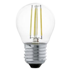 Zdroj-E27-LED G45 4W 2700K 1 ks 11498 - Eglo