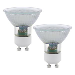 Zdroj-GU10-SMD LED 5W 4000K 2 ks 11539 - Eglo