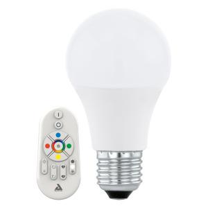 Zdroj E27 RGBW s ovladačem EGLO CONNECT 11585 - Eglo