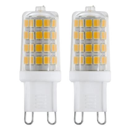 zdroj-G9-SMD-LED 3W 3000K 2 ks 11674 - Eglo