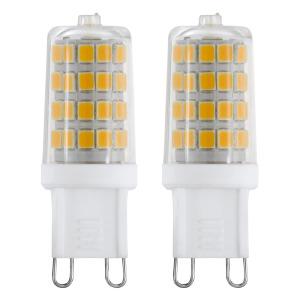 zdroj-G9-SMD-LED 3W 4000K 2 ks 11675 - Eglo