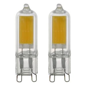 zdroj-G9-COB LED 2W 3000K 2 ks 11676 - Eglo