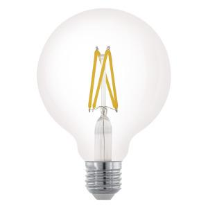 Zdroj-E27-LED G95 6W čirý 2700K 1ks 11703 - Eglo