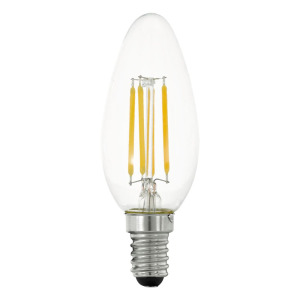 zdroj-E14-LED C35 4W 2700K 3Xstm.1ks 11753 - Eglo