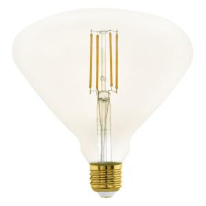 Zdroj-E27-LED BR150 4W jantarový 2200K 1ks 11837 - Eglo