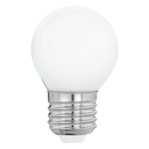 Zdroj-E27-LED-G45 4W opálový 4000K 1ks 12567 - Eglo
