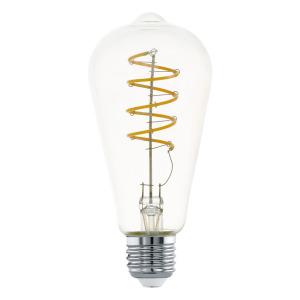 Zdroj-E27-LED-ST64 4W 2700K 1ks 12692 - Eglo