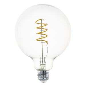 Zdroj-E27-LED-G125 4W 2700K 1ks 12697 - Eglo