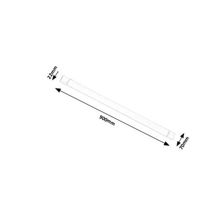 Podlinková svítidla Rabalux - Batten Light 1452
