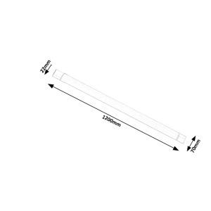 Podlinkové svítidlo Rabalux - Batten Light 1453