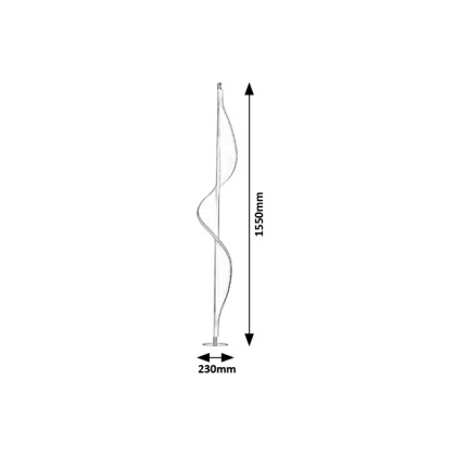 Stojací lampy Rabalux - Falcon 5916