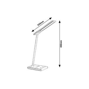 Stolní lampa Rabalux - Sheldon 6019
