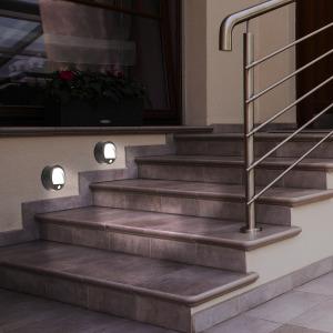 Venkovní nástěnné svítidlo Rabalux - Amarillo 7969