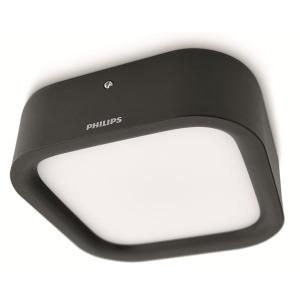 Philips Puddle 17269/30/16 LED 3W 270lm 2700K IP44, černá