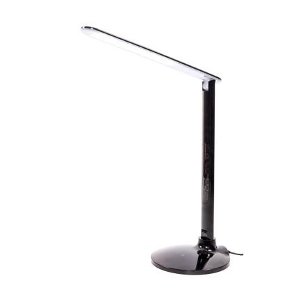 LAMPA STOLNÍ LED 10W 620lm 3000-6000K, černá