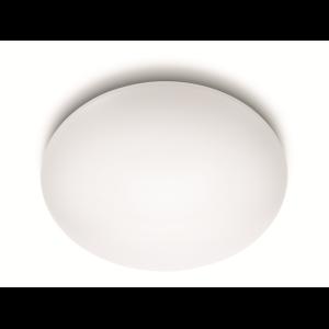 Suede SVÍTIDLO STROPNÍ LED 4x9W 3300lm 2700K, bílá 50cm
