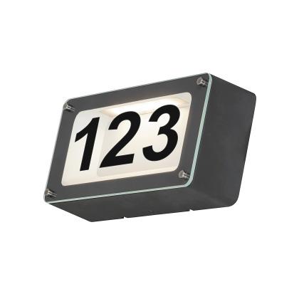 Domovní čísla Rabalux - Hannover 8747