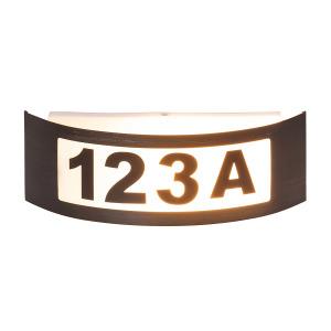 Domovní čísla Rabalux - Innsbruck 8748
