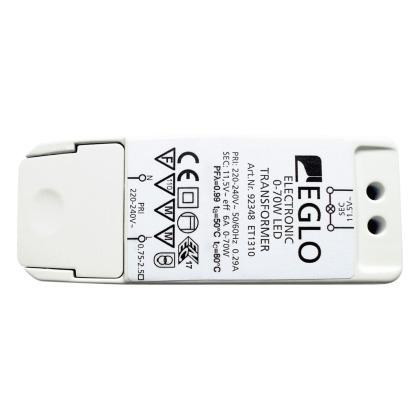 LED Transformátor 70W 92348 - Eglo