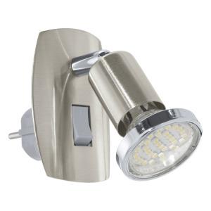 Zásuvkové bodové svítidlo MINI 4 92924 - Eglo
