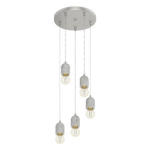 Závěsné svítidlo SILVARES 95524 - Eglo