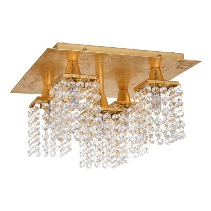Stropní svítidlo PYTON GOLD 97721 - Eglo