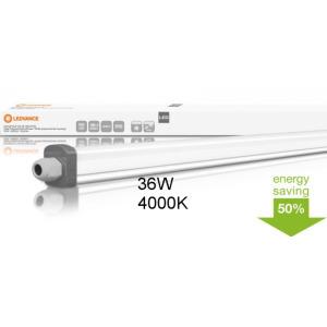 Svítidlo prachotěsné Led Damp proof Slim 1200 36W 4000 K