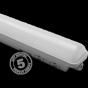 Svítidlo prachotěsné TP2-60-18W-2160lm-5000K